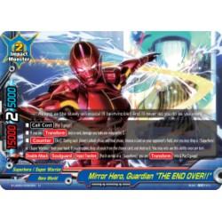 """BFE S-UB05/0060EN Foil/U Mirror Hero, Caardian """"THE END OVER!!"""""""