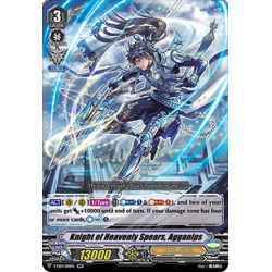 CFV V-EB14/010EN RR Knight of Heavenly Spears, Agganips