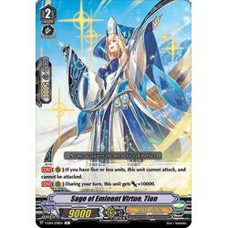 CFV V-EB14/038EN C Sage of Eminent Virtue, Tion