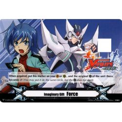 CFV V-BT04 V-GM2/0067EN PR Imaginary Gift 2 - Force (Aichi Sendou, Blaster Blade)