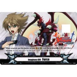 CFV V-BT04 V-GM2/0068EN PR Imaginary Gift 2 - Force (Toshiki Kai, Dragonic Overlord)