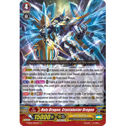 CFV V-SS05/002EN RRR Holy Dragon, Crystaluster Dragon