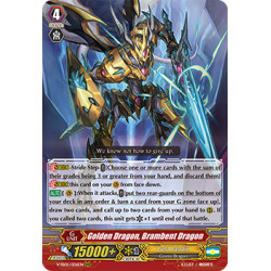 CFV V-SS05/006EN RRR Golden Dragon, Brambent Dragon