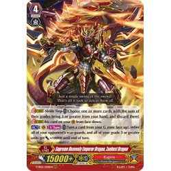 CFV V-SS05/008EN RRR Supreme Heavenly Emperor Dragon, Zanbust Dragon