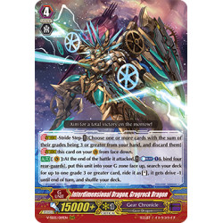 CFV V-SS05/019EN RRR Interdimensional Dragon, Grogrock Dragon