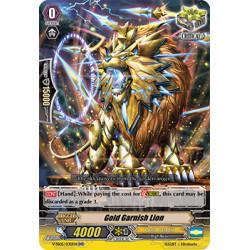 CFV V-SS05/030EN RR Gold Garnish Lion