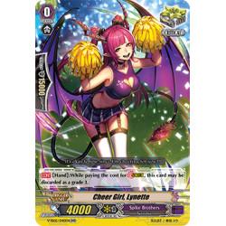 CFV V-SS05/040EN RR Cheer Girl, Lynette