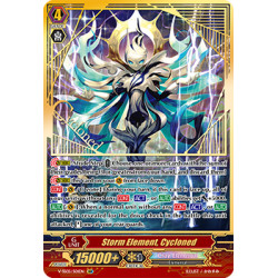 CFV V-SS05/S01EN SGR Storm Element, Cycloned