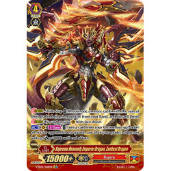 CFV V-SS05/S08EN SR Supreme Heavenly Emperor Dragon, Zanbust Dragon