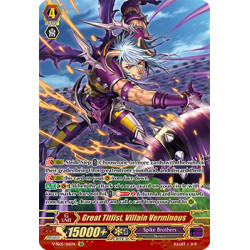 CFV V-SS05/S16EN SR Great Titlist, Villain Verminous