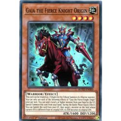 YGO ROTD-EN000 Gaïa le Chevalier Implacable Origine  / Gaia the Fierce Knight Origin