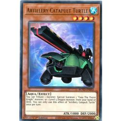 YGO ROTD-EN003 Artillerie Tortue Catapulte  / Artillery Catapult Turtle