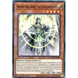 YGO ROTD-EN007 Dogmatika Adin, l'Illuminé  / Dogmatika Adin, the Enlightened