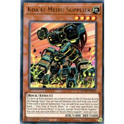 YGO ROTD-EN030 Fournisseur Koa'ki Meiru  / Koa'ki Meiru Supplier