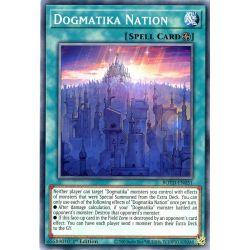 YGO ROTD-EN051 Dogmatika Nation
