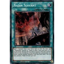 YGO ROTD-EN052 Serviteur de Nadir  / Nadir Servant