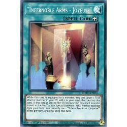 YGO ROTD-EN055 Armes Nobles Inferno - Joyeuse  / Infernoble Arms - Joyeuse