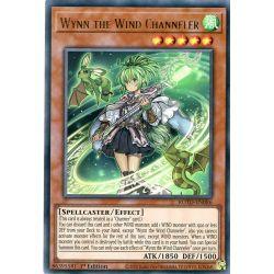 YGO ROTD-EN086 Wynn l'Incanalatrice del Vento