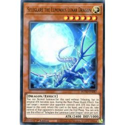 YGO ROTD-EN087 Seleglare le Dragon Lunaire Lumineux  / Seleglare the Luminous Lunar Dragon