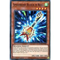YGO ROTD-EN089 Speedroid Block-n-Roll