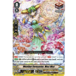 CFV V-SS03/002EN RR Weather Forecaster, Miss Mist