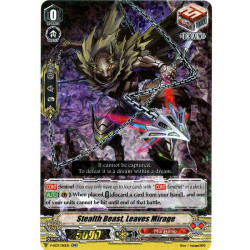 CFV V-SS03/010EN RR Stealth Beast, Leaves Mirage