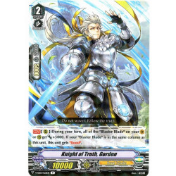 CFV V-SS03/025EN R Knight of Truth, Gordon
