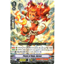 CFV V-SS03/037EN R Flame of Hope, Aermo