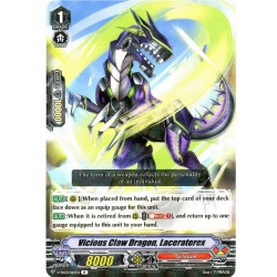 CFV V-SS03/042EN R Vicious Claw Dragon, Laceraterex