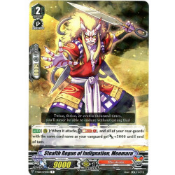 CFV V-SS03/043EN R Stealth Rogue of Indignation, Meomaru