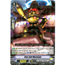 CFV V-SS03/048EN R Clay-doll Mechanic