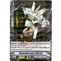 CFV V-SS03/050EN R Dimensional Robo, Daibrave
