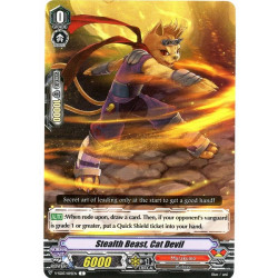 CFV V-SS03/092EN C Stealth Beast, Cat Devil