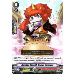 CFV V-SS03/093EN C Masago Stealth Rogue, Goemon