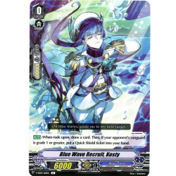 CFV V-SS03/126EN C Blue Wave Recruit, Kosty