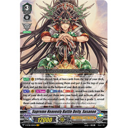 CFV V-BT08/004EN VR Supreme Heavenly Battle Deity, Susanoo