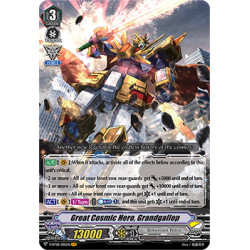 CFV V-BT08/005EN VR Great Cosmic Hero, Grandgallop