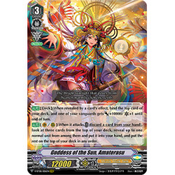 CFV V-BT08/006EN RRR Goddess of the Sun, Amaterasu