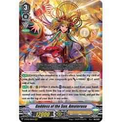 CFV V-BT08/006EN RRR Goddess of the Sun, Amaterasu