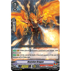 CFV V-BT08/010EN RRR Heatshot Dragon
