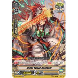 CFV V-BT08/019EN RR Divine Sword, Kusanagi