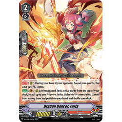 CFV V-BT08/021EN RR Dragon Dancer, Farja