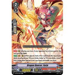 CFV V-BT08/021EN RR Dragon Dancer, Farja