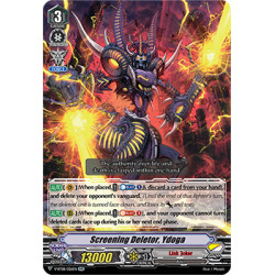 CFV V-BT08/026EN RR Screening Deletor, Ydoga
