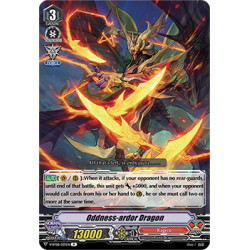 CFV V-BT08/033EN R Oddness-ardor Dragon