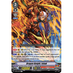 CFV V-BT08/034EN R Dragon Knight, Ishak