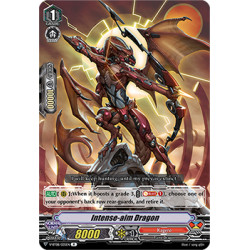 CFV V-BT08/035EN R Intense-aim Dragon