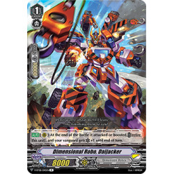 CFV V-BT08/040EN R Dimensional Robo, Daijacker