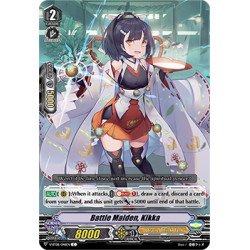 CFV V-BT08/048EN C Battle Maiden, Kikka