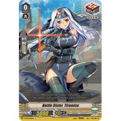 CFV V-BT08/056EN C Battle Sister, Tiramisu